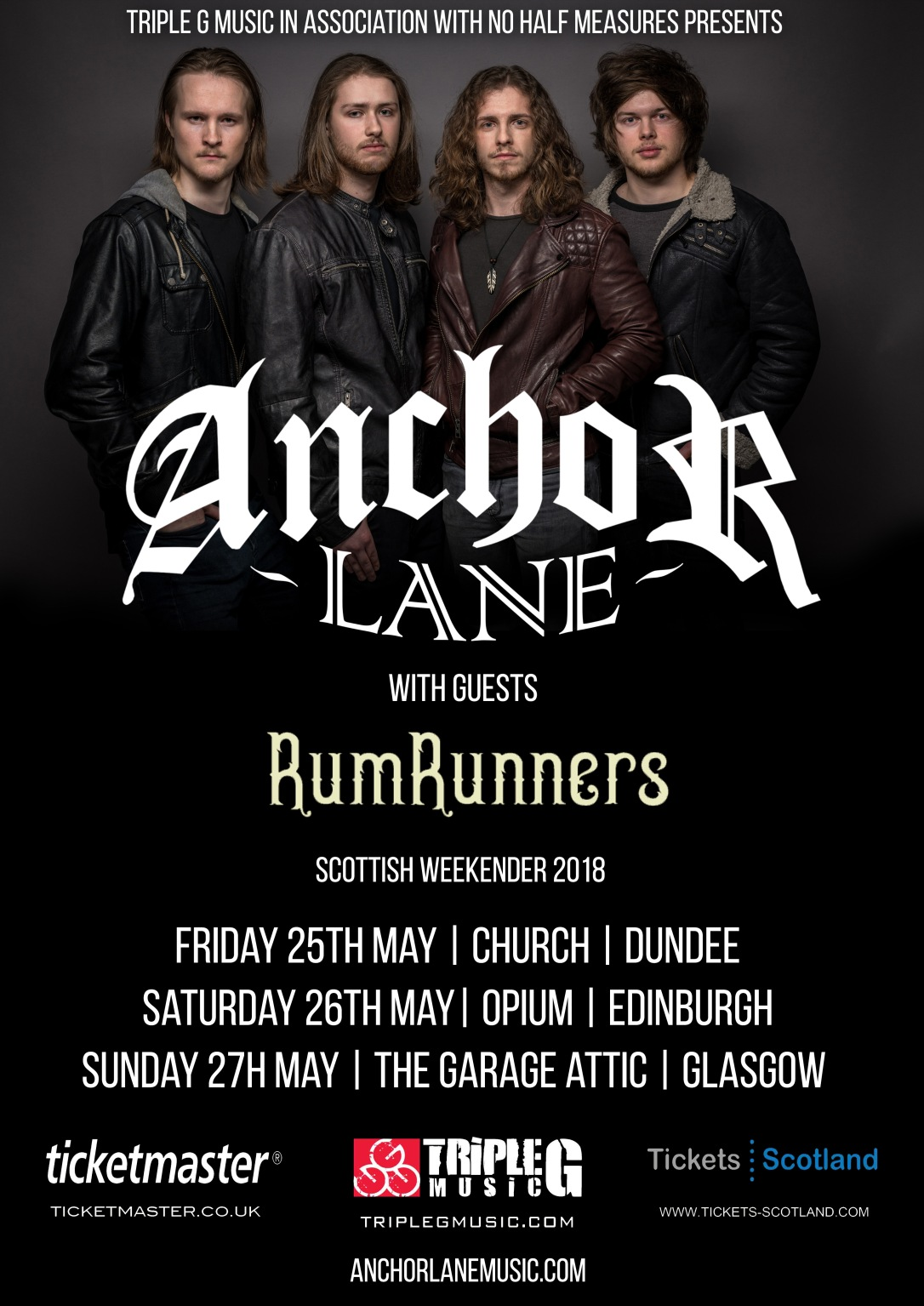 Anchor Lane Weekender