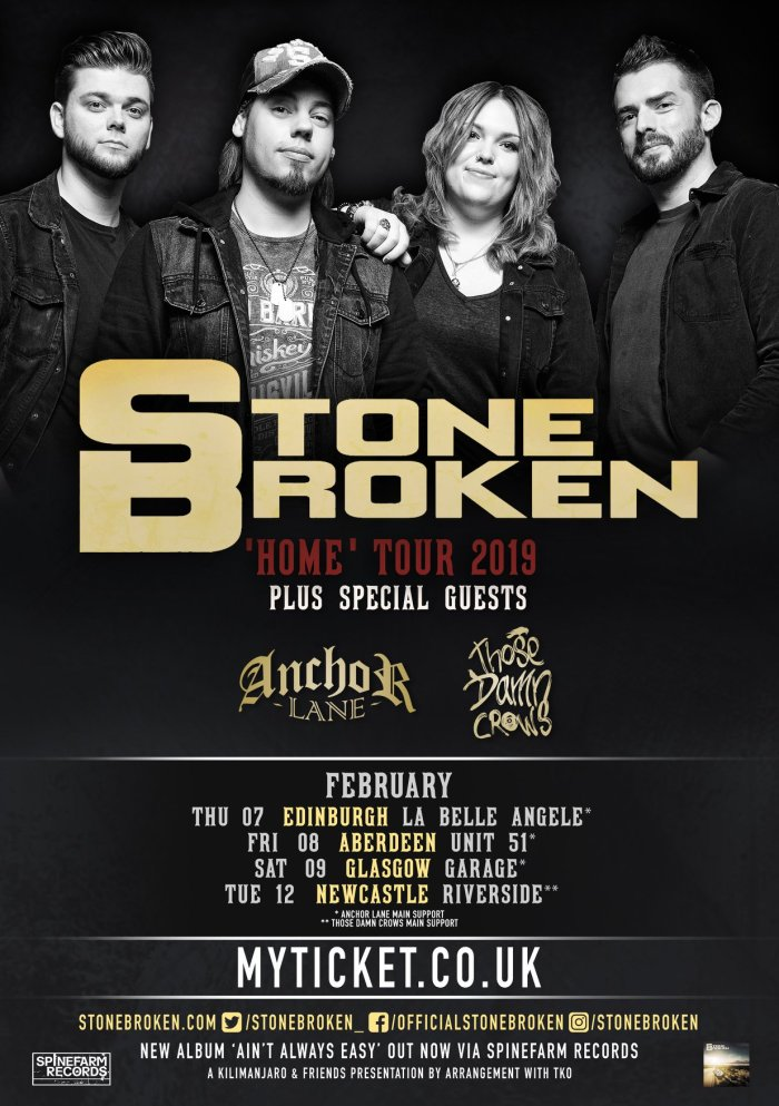 Stone Broken